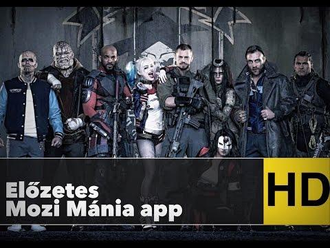 Suicide Squad - Öngyilkos Osztag - Magyar Feliratos Előzetes (16E)
