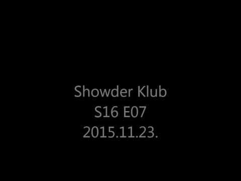 Showder Klub S16 E07 - 2015.11.23.