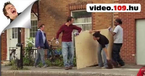 Vicces Videó Őrült csínyek