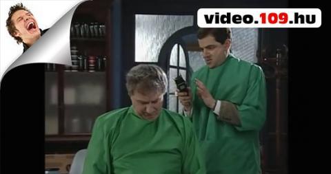 Mr. Bean A fodrásznál