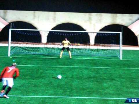 FIFA12 SZÉP GÓLOK ÉS VÉDÉSEK!!