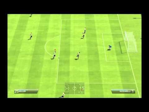 FIFA 14 Lövések,szép Gólok