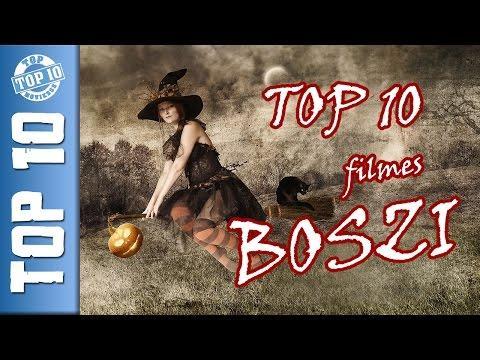 TOP 10 Filmes Boszi - Legjobb Boszorkányok Mozifilmekben