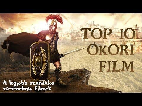 TOP 10 Ókori Filmek - Legjobb Szandálos, Történelmi Filmek