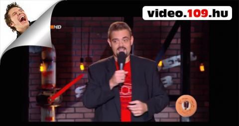 Orosz György - Wifi Jelszó VIDEÓ!!! - Showder Klub SE16.E02.