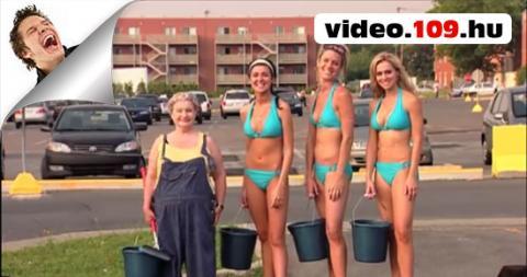Vicces és szexi videó