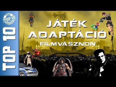 TOP 10 Játékadaptáció Mozivásznon - Legjobb Játékból Készült Filmek