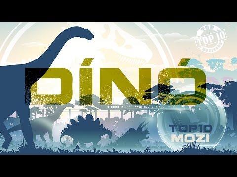 Top 10 DÍNÓ Film - Avagy Dinoszauruszok A Mozikban
