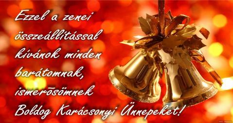 Boldog Karácsonyt Kívánok Neked!