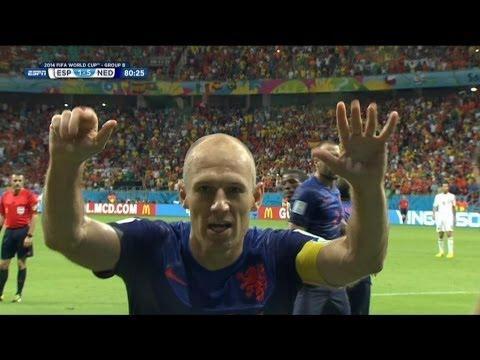 Világbajnokság 2014 Cselek & Gólok 1.rész
