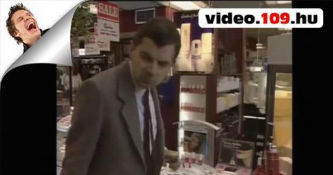 Mr. Bean - Vásárol
